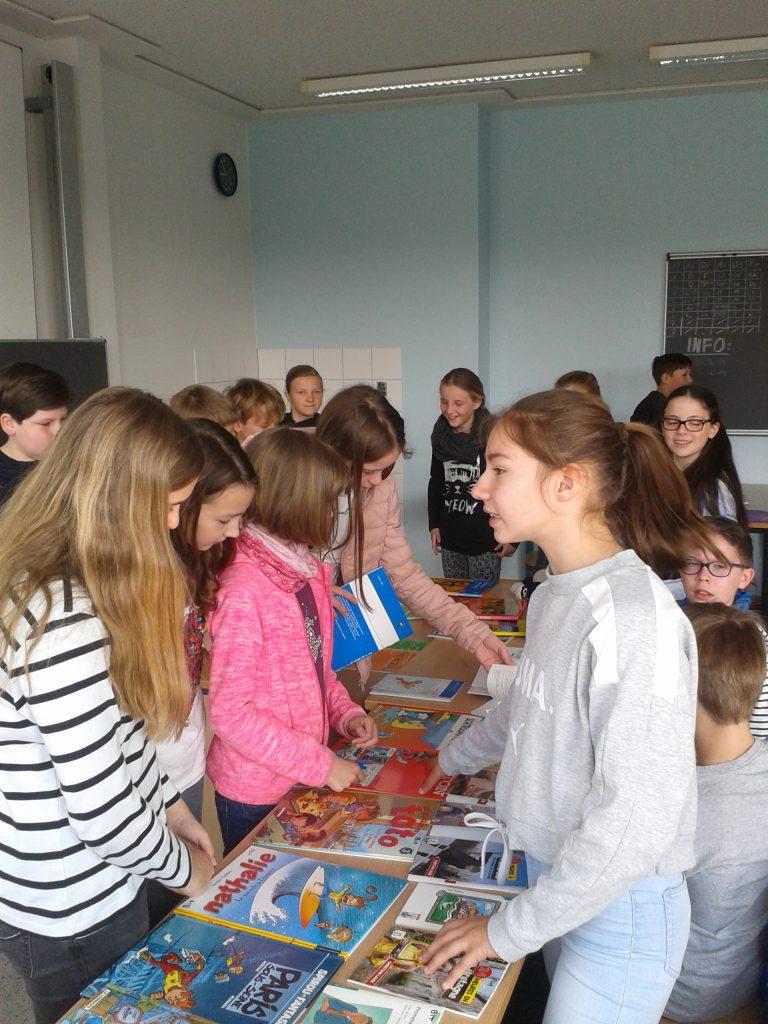 Lesen für UNICEF 2
