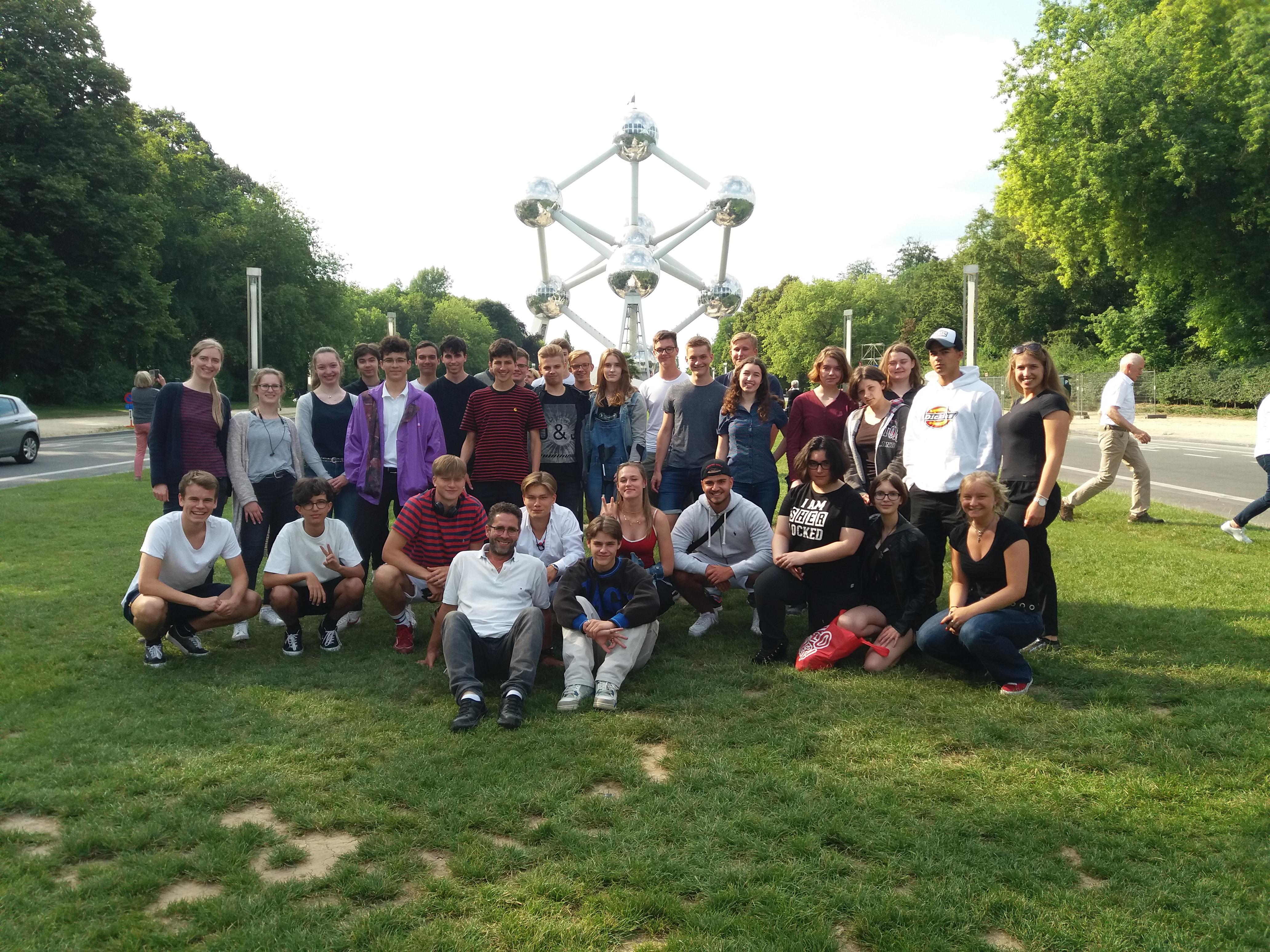 Studienfahrt nach Brüssel 2019