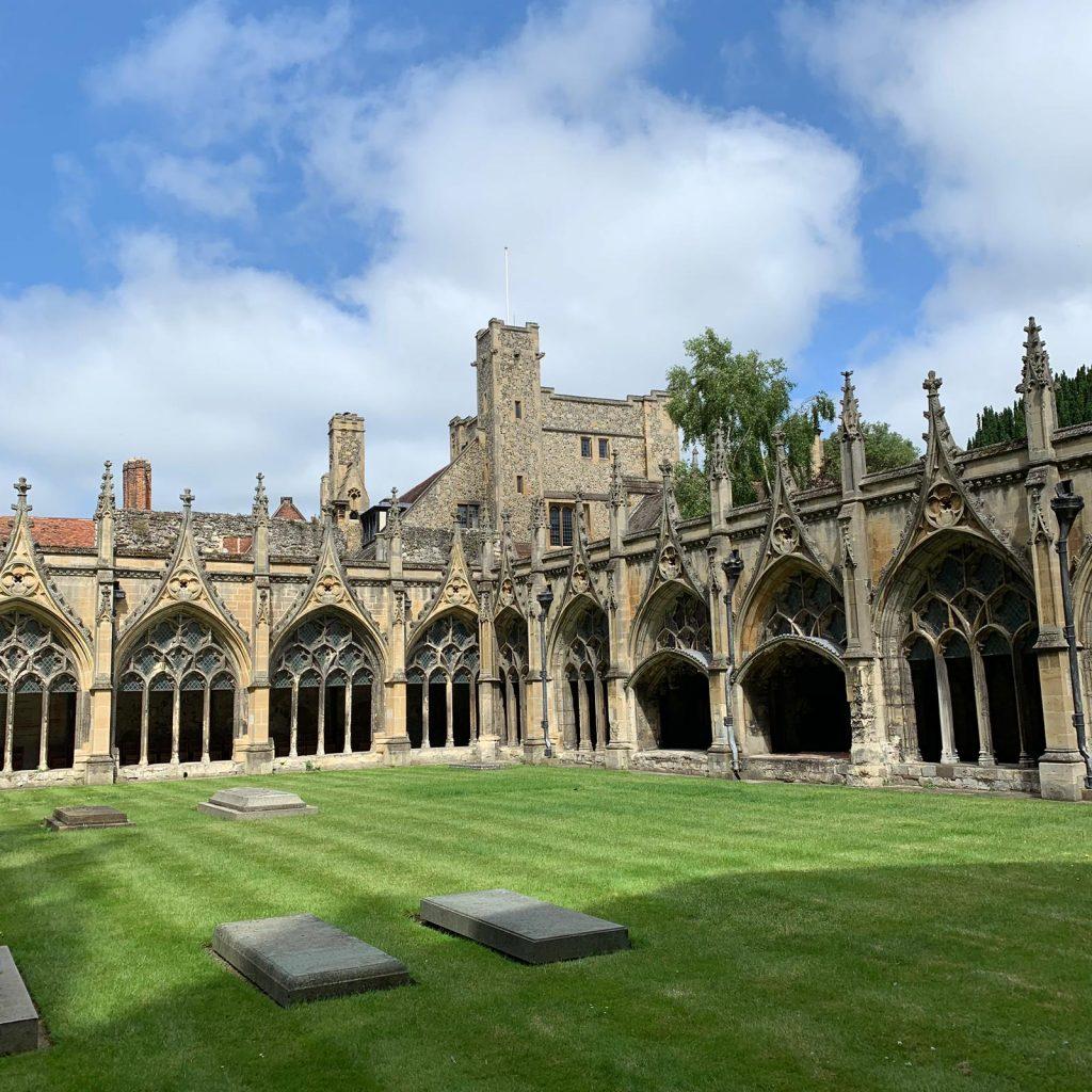 Canterbury-Fahrt