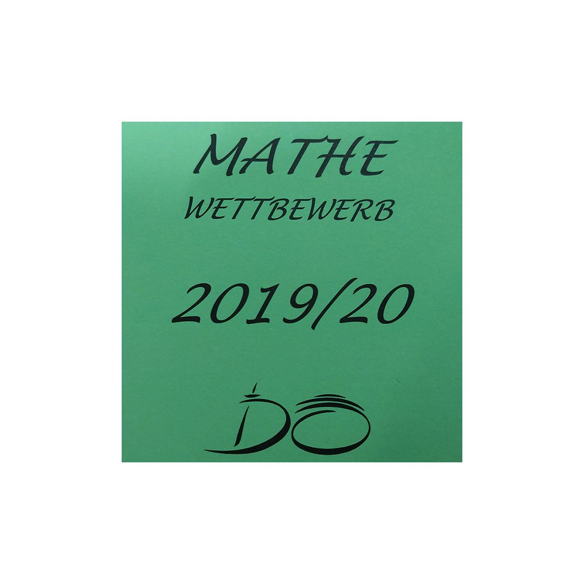 27. Dortmunder Mathematikwettbewerb