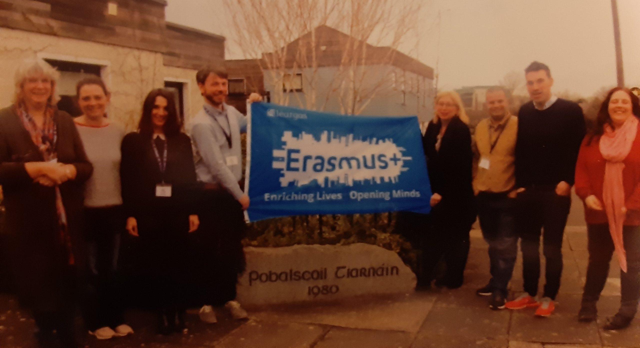 Treffen mit Erasmus+ Partnerschulen in Dublin