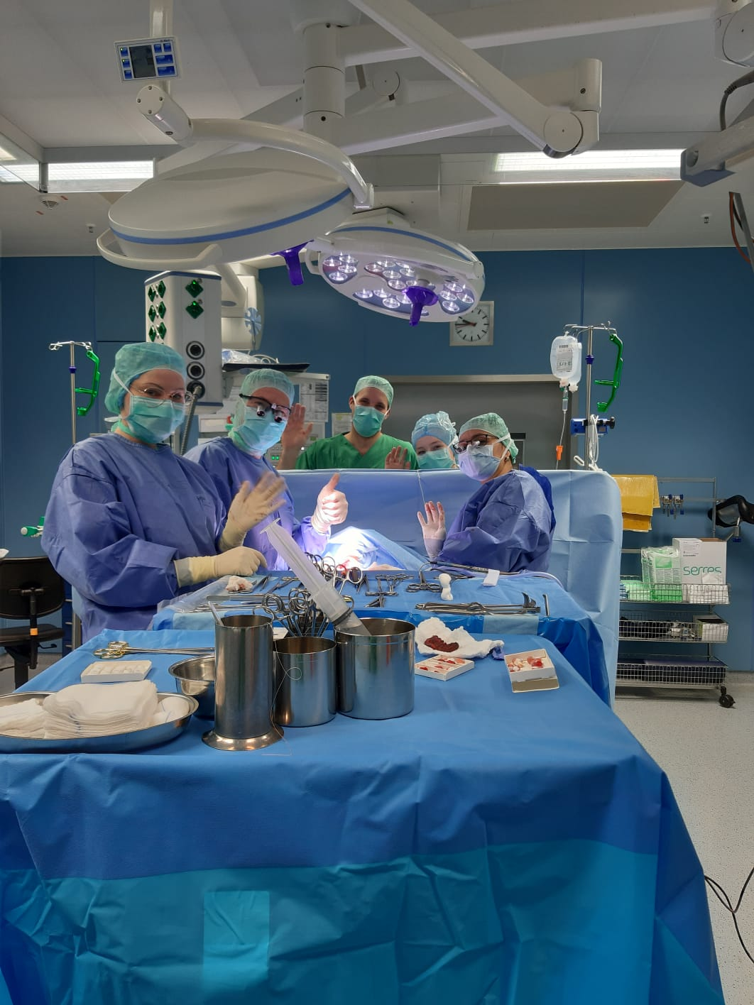 Operation am offenen Herzen