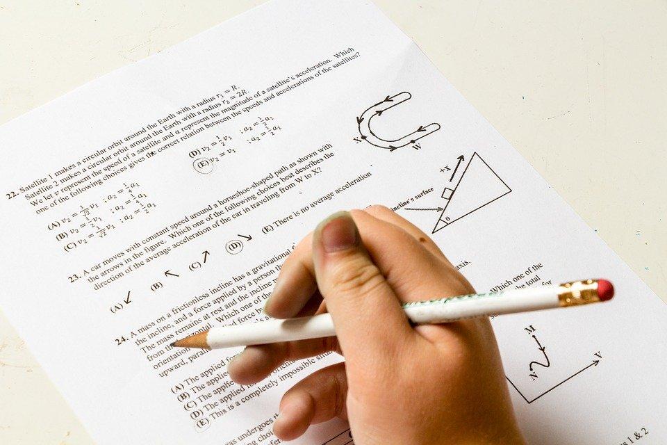 Mathe Hausaufgaben
